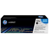 Hewlett Packard LaserJet 125A Black Toner Cartridge