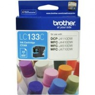 Brother LC-133 Cyan Ink Cartridge