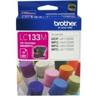 Brother LC-133 Magenta Ink Cartridge