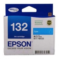 Epson No. 132 Cyan Ink Cartridge