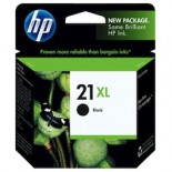 Hewlett Packard 21XL High Capacity Black Ink Cartridge