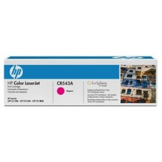 Hewlett Packard  LaserJet 125A Magenta Toner Cartridge