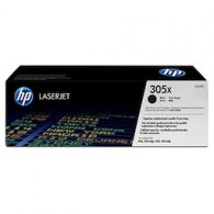 Hewlett Packard 305X Black High Capacity Toner Cartridge