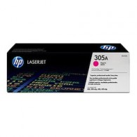 Hewlett Packard 305A Magenta Toner Cartridge