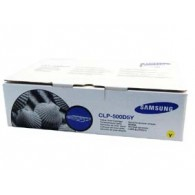 Samsung CLP500 Yellow Toner Cartridge
