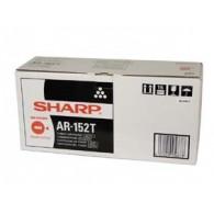 Sharp AR-152T Black Copier Toner/Developer Cartridge