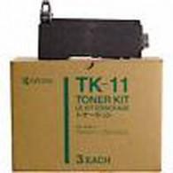 Kyocera TK-11 Black Toner Cartridge